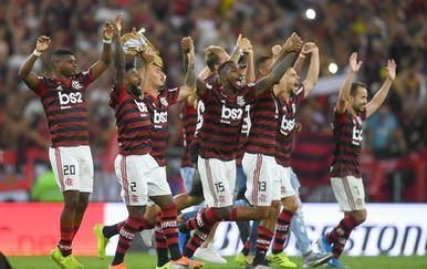 Flamengo (Foto: AFP)