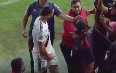 Zlatan Ibrahimović (Screenshot)