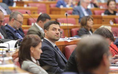 Davor Bernardić (Foto: Tomislav Miletic/PIXSELL)