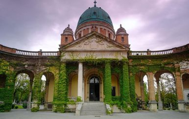 Groblje Mirogoj (Foto: Tomislav Miletic/PIXSELL)