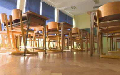 Prazna učionica, ilustracija (Foto: Dnevnik.hr) - 4