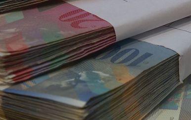 Švicarski franak (Foto: Dnevnik.hr) - 3