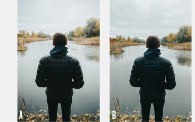 Usporedba fotografija