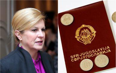 Kolinda Grabar-Kitarović/putovnica (Foto: Pixsell,Goran Stanzl/Getty)