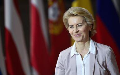 Ursula von der Leyen (Foto: AFP)