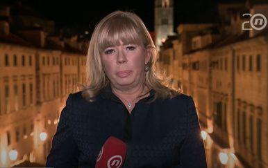 Ivana Petrović u Dubrovniku