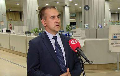 Dražen Čović, predsjednik uprave FINA