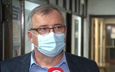 Krunoslav Capak, ravnatelj HZJZ-a