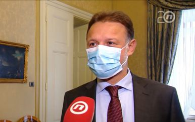 Gordan Jandroković, predsjednik Sabora