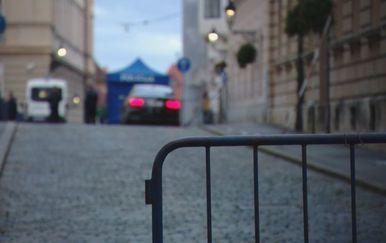 Policija na Trgu sv. Marka - 4