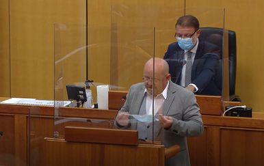 Gordan Jandroković i Davor Dretar Drele