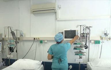 Medicinska sestra, ilustracija