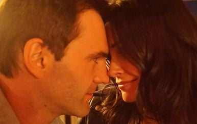 Courteney Cox i Johnny McDaid
