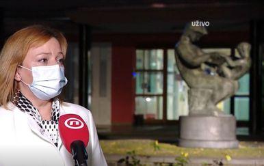 Sandra Šikić, zamjenica ravnatelja NZJZ Dr. Andrija Štampar