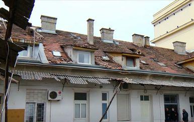 Oštećene zgrade nakon potresa u Zagrebu - 4