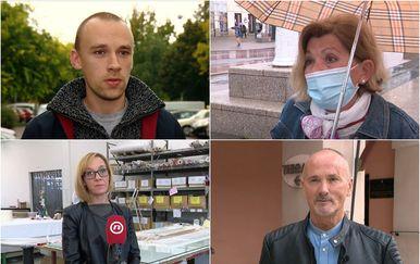 Tvrtko Pleić, Marija, Blaženka Jurčić i Stjepan Perić