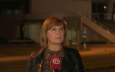 Gordana Kuterovac Jagodić s Odsjeka za psihologiju FFZG-a