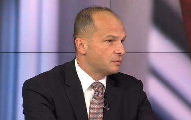 Siniša Hajdaš Dončić, potpredsjednik SDP-a