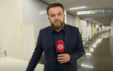 Andrija Jarak u Areni Zagreb