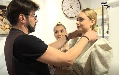 Jurica i Marija Pirić i Hana Huljić
