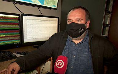 Seizmolog Tomislav Fiket