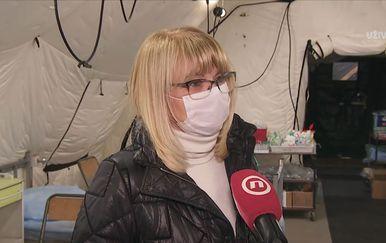 Sanja Piškor, pomoćnica ravnatelja za sestrinstvo