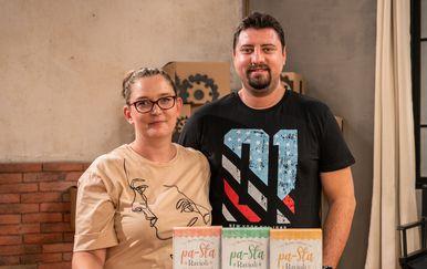 Renata i Mario Burić