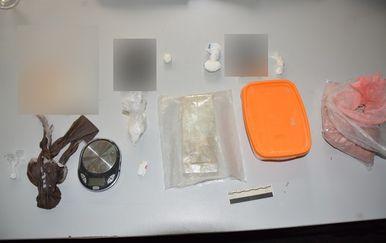 Pronađena droga na području Španskog - 4