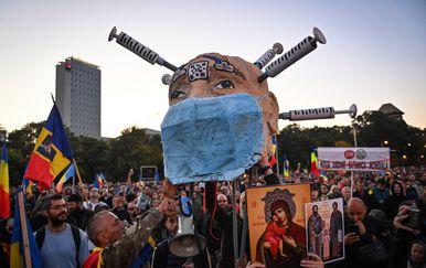 Prosvjedi u Rumunjskoj