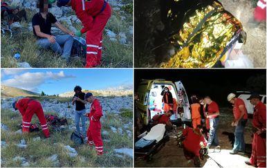 Akcije spašavanja na Dinari - 5