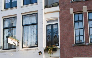 Najuža kuća u Amsterdamu u Nizozemskoj