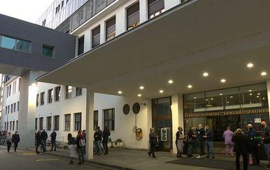 Testiranje u bolničkim ustanovama - 1