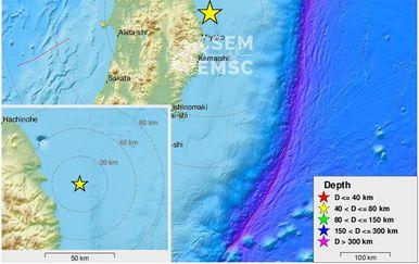 Potres u Japanu