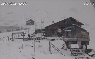 Snijeg u Alpama - 1