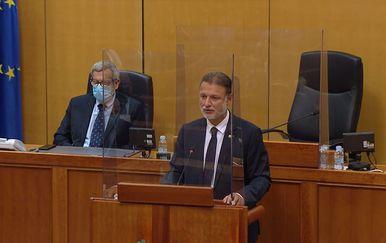 Gordan Jandroković na svečanoj sjednici povodom obilježavanja Dana Hrvatskog sabora