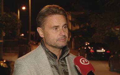 Alan Hranilović, odvjetnik Sindikata policije Hrvatske