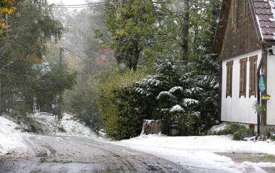 Snijeg u Gorskom Kotaru - 4
