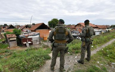Policija nakon krvavog sukoba u Paragu