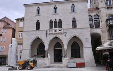 Stara gradska vijećnica u Splitu