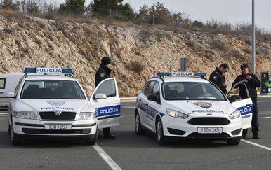 Prometna policija, ilustracija