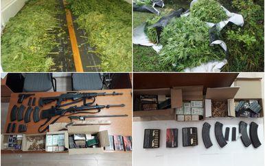 Policija uhvatila tri dilera, pronađen i arsenal oružja - 3