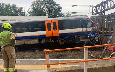 Željeznička nesreća u Londonu - 3