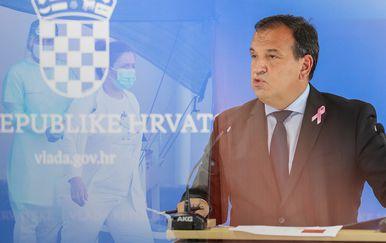Ministar zdravstva Vili Beroš nastavlja borbu s pandemijom - 4