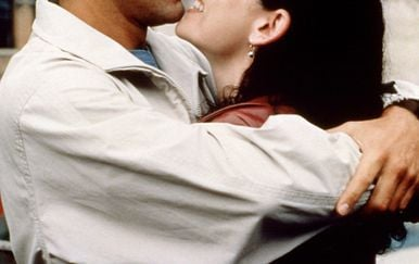 George Clooney i Julianna Marguiles