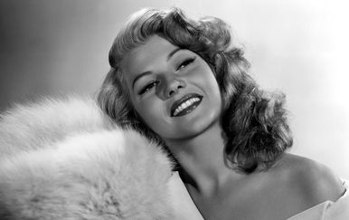 Rita Hayworth rođena je 17. listopada 1918. godine - 10