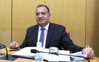 Ministar zdravstva Vili Beroš
