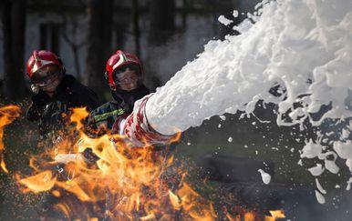 Požar / Ilustracija