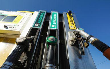 Cijene goriva, ilustracija