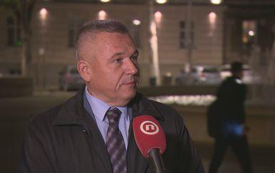 Dražen Rastović, voditelj Službe kriminaliteta droga PNUSKOK-a