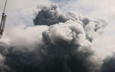 Aktivirao se vulkan u Japanu - 3